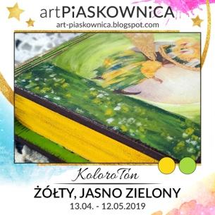 koloroTON_bezowy_żółty jasno zielony